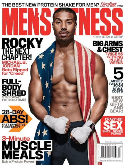 Men's Fitness Cover - 12/1/2015
