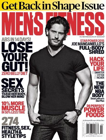 Men's Fitness Cover - 1/1/2015