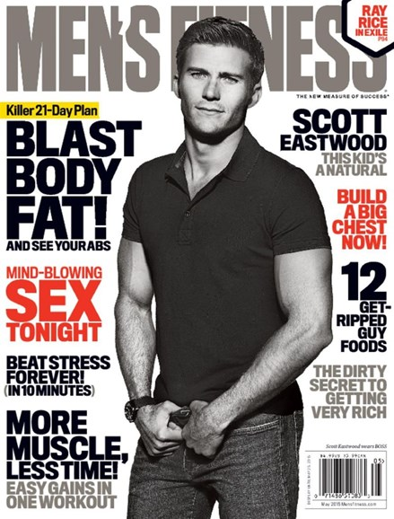 Men's Fitness Cover - 5/1/2015