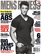 Men's Fitness Magazine 10/1/2015
