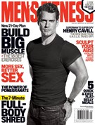 Men's Fitness Magazine 9/1/2015