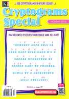 Cryptograms Special Magazine 12/25/2016