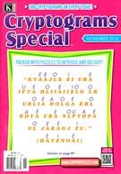 Cryptograms Special Magazine 11/1/2016