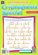 Cryptograms Special Magazine 10/1/2016