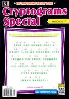 Cryptograms Special Magazine 3/1/2017