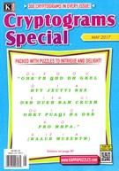 Cryptograms Special Magazine 5/1/2017