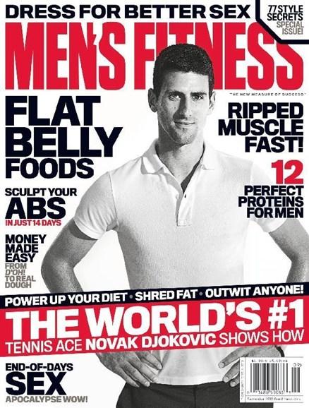 Men's Fitness Cover - 9/1/2013