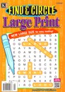 Find and Circle Large Print Magazine   5/2017 Cover