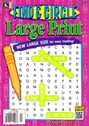 Find and Circle Large Print Magazine | 4/2017 Cover