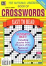 The National Observer Book of Crosswords Magazine | 12/2016 Cover