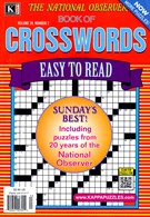 The National Observer Book of Crosswords Magazine 2/1/2017