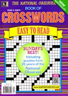 The National Observer Book of Crosswords Magazine 1/1/2017