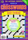 The National Observer Book of Crosswords Magazine | 1/2017 Cover