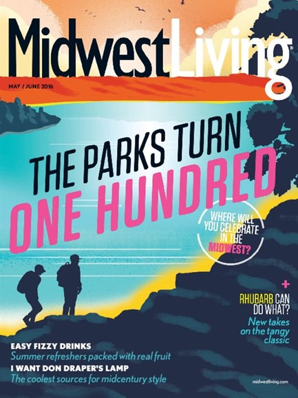 Midwest Living Cover - 5/1/2016