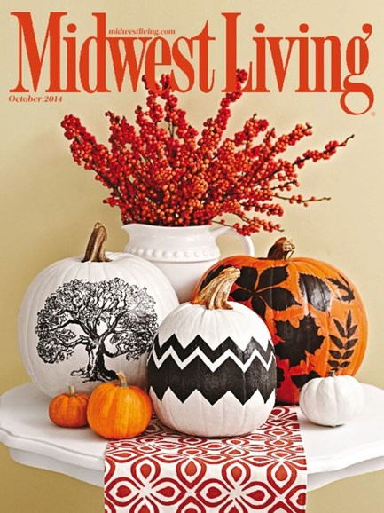 Midwest Living Cover - 9/1/2014