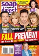 Soap Opera Digest Magazine 9/5/2016