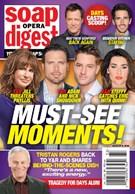 Soap Opera Digest Magazine 8/8/2016