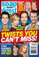 Soap Opera Digest Magazine 8/1/2016