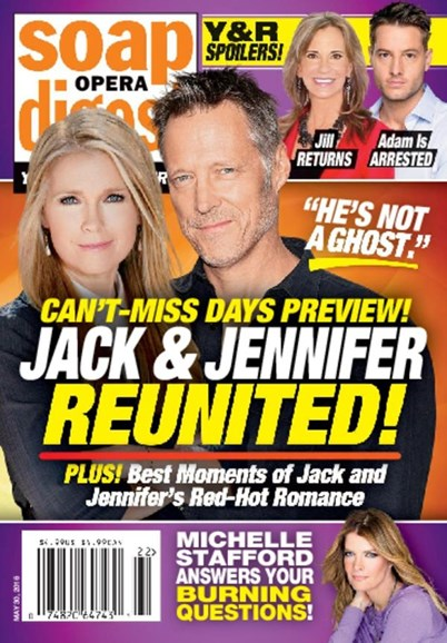 Soap Opera Digest Cover - 5/30/2016