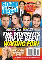 Soap Opera Digest Magazine 4/11/2016