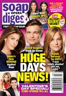 Soap Opera Digest Magazine 2/15/2016