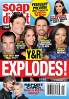 Soap Opera Digest Magazine 2/8/2016