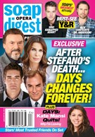 Soap Opera Digest Magazine 1/25/2016