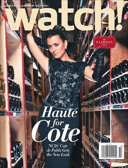 Watch! Cover - 10/1/2012
