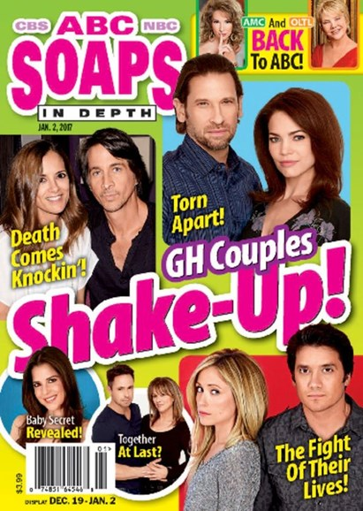 ABC Soaps In Depth Cover - 1/2/2017