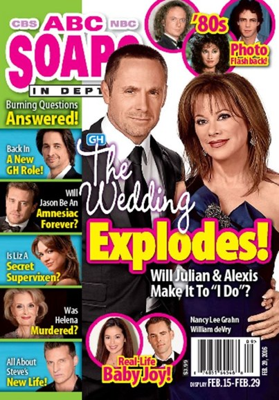ABC Soaps In Depth Cover - 2/29/2016