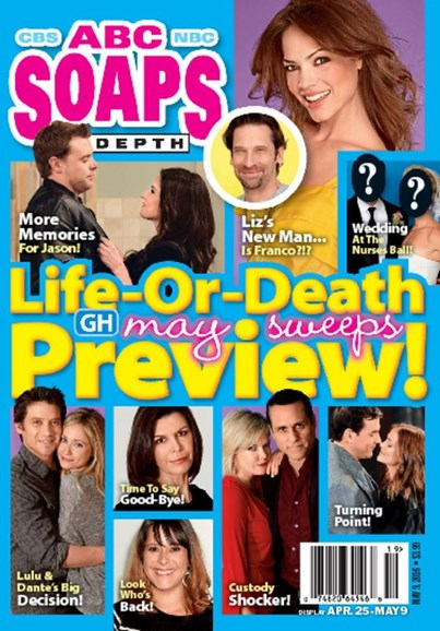 ABC Soaps In Depth Cover - 5/9/2016