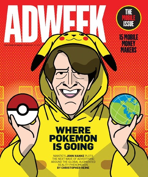 Adweek Cover - 2/20/2017