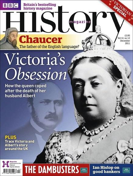 BBC History Cover - 12/1/2011