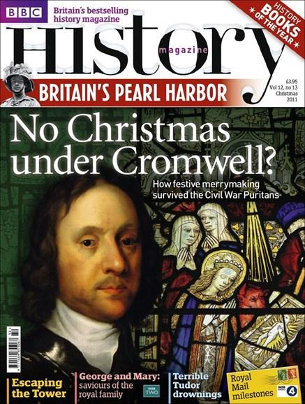 BBC History Cover - 12/25/2011