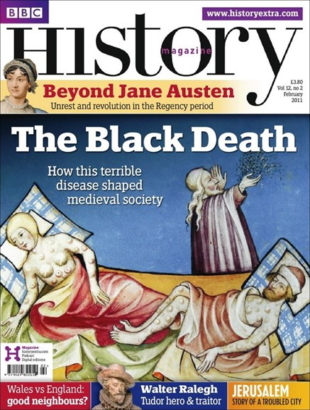 BBC History Cover - 2/1/2011