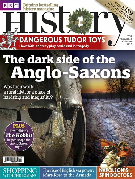 BBC History Cover - 12/25/2012