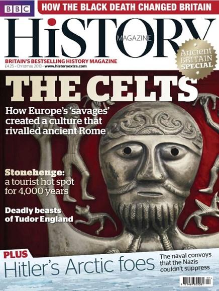 BBC History Cover - 12/25/2013