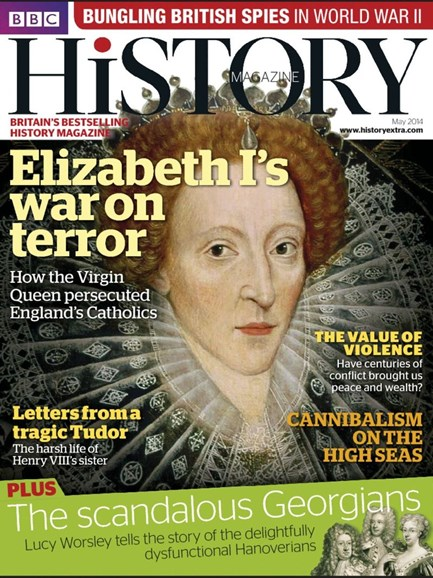 BBC History Cover - 5/1/2014