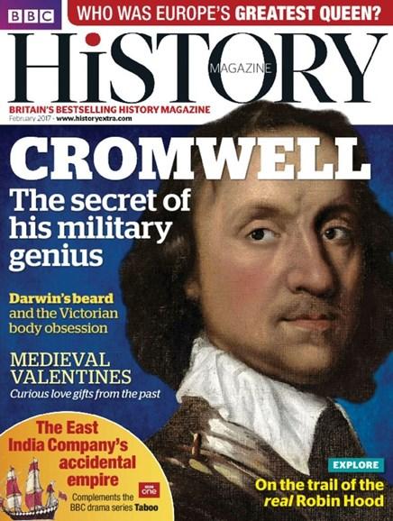 BBC History Cover - 2/1/2017