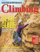 Climbing Magazine 4/1/2017