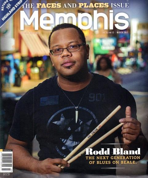 Memphis Cover - 3/1/2017