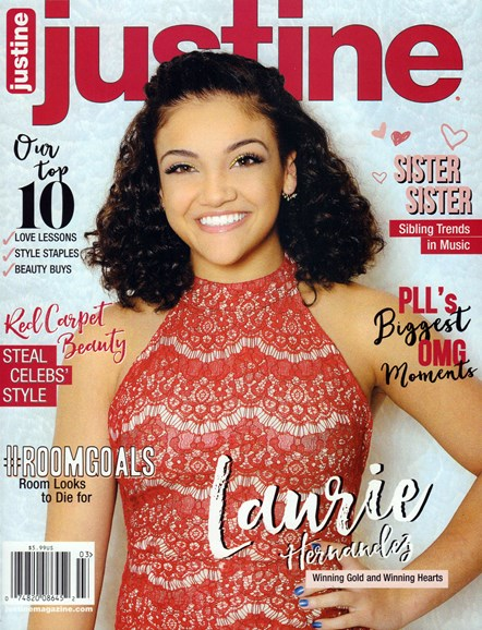 Justine Cover - 2/1/2017
