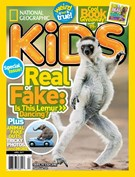 National Geographic Kids Magazine 4/1/2017