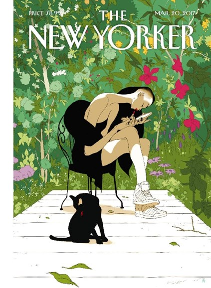 The New Yorker Cover - 3/20/2017