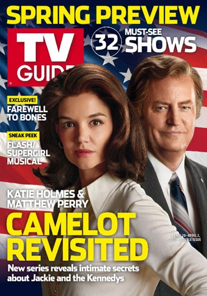 TV Guide Cover - 3/20/2017