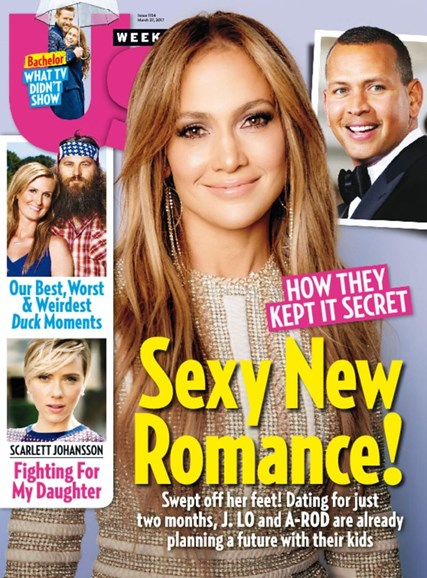 Us Weekly Cover - 3/27/2017
