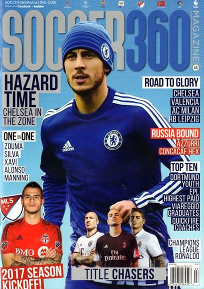 Soccer 360 Cover - 3/1/2017