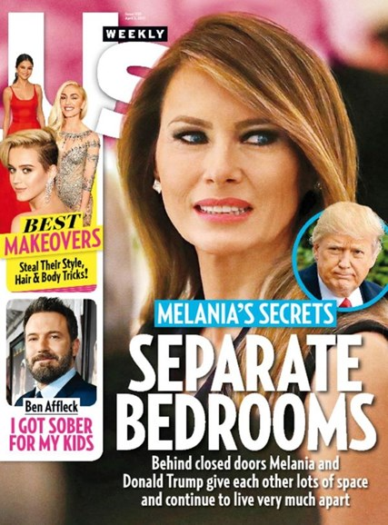 Us Weekly Cover - 4/3/2017