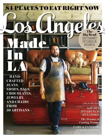 Los Angeles Cover - 3/1/2017