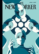The New Yorker 4/3/2017